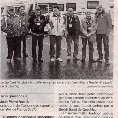 Ouest france 5 avril